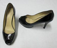 Russell & Bromley Women's Patent Leather Peep toe Shoes