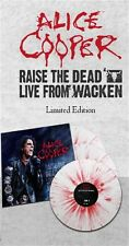 ALICE COOPER RAISE THE DEAD LIVE FROM WACKEN New Sealed Blu-ray + 2 CD