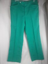 Vintage Mens Jack Nicklaus Tournament Slacks Golf Pants Green
