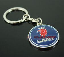 Porte clé Métal neuf - SAAB -