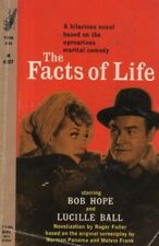 """FILM TIE-IN NOVEL - """"THE FACTS OF LIFE"""" STARRING BOB HOPE & LUCILLE bALL (1960)"""