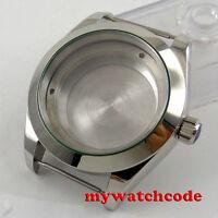 40mm 316L steel sapphire glass automatic Watch Case fit ETA 2824 2836 MOVEMENT