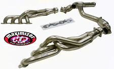 Maximizer Long Tube Header for Silverado Sierra 1500 6.2L 2014 to 2019
