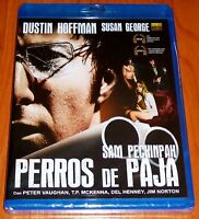 PERROS DE PAJA / Straw Dogs - Sam Peckinpah - Bluray disc - Precintada