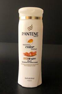 Pantene Pro-V Radiant Color Shine 2 In 1 Shampoo & Conditioner 12.6 Fl Oz