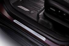 2018-2020 Chevrolet Traverse Illuminated Front Door Sill Plates 84468638 OEM GM