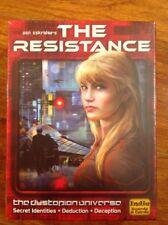 Don Eskridge's The Resistance Indie Boards & Games Secret Identities Deduction