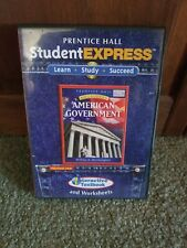 Prentice Hall Student Express: American Government