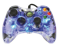 PDP Afterglow Wired Controller With SmartTrack Technology - Blue Xbox 360