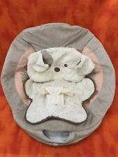 Fisher Price My Little Snugapuppy Deluxe Bouncer Replacement Seat Cover