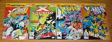 X-Men: Shattershot #1-4 VF/NM complete story - x-force - x-factor shatterstar