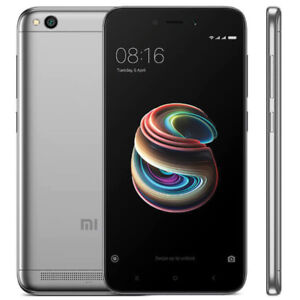 """Sealed Unlocked Xiaomi REDMI 5A 2GB ram 16 rom 1.4Ghz Quad Core 5.0"""" Android 8.1"""