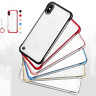 Electroplated Clear Thin Transparent Back Phone Case Matte Frameless Hard Cover