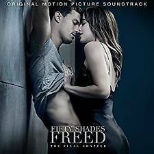 Fifty Shades Freed - Soundtrack - Various Artists (NEW CD)