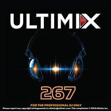 Ultimix 267 CD DJ Remixes EDM Dance Music Promo Country Energy Pride Pop Club