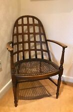 More details for rare and interesting arts and crafts open arm chair  - (ref 19.12.024)