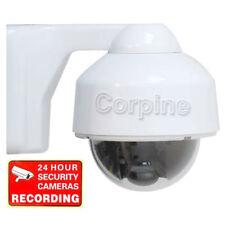 Dome Security Camera Color CCD Outdoor Varifocal Zoom Lens CCTV Surveillance mdu