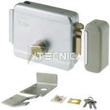 Electric lock horizontal RIGHT gates pedestrian crossings 12V YALE 680 60 mm