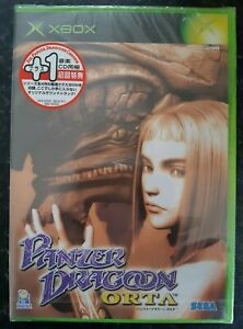 Panzer Dragoon Orta Japanese Microsoft Xbox , Xbox One Brand New Factory Sealed