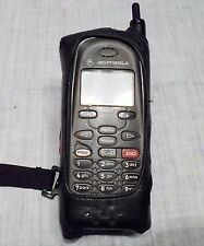 Vintage Motorola i600 Cell Phone Nextel with Carrying Bag