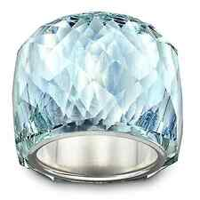 Swarovski Nirvana Ring Light Azore Size 58 # 1123159 BNIB