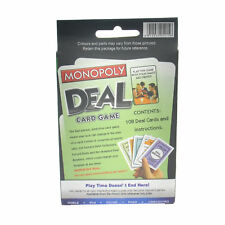 Funskool Monopoly Deal Card Game 2-5 Players Indoor Game Age 8 Family Game
