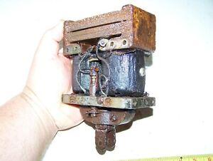WICO EK Hit Miss Gas Engine Magneto Mag Steam Tractor Oiler Spark Plug Parts