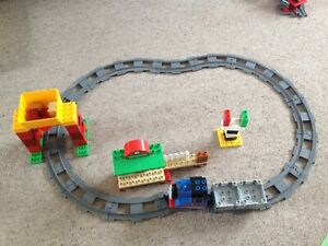 Lego Duplo 5554 Thomas the Tank Engine - Load and Carry Set