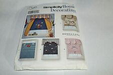 Simplicity Pattern 7630 Valance Shade Window Treatment Home Decorating Lang