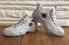 1998 New Vintage OG Fila size 9 Not Retro 100% Leather Original