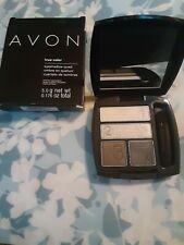 Avon True Color Eyeshadow Quad in Khaki Style ~ New 4 Eye Shadow Palette