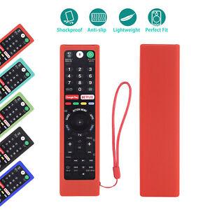 Silicone Protective Case Cover For Sony RMF-TX200E/200U RMT-TX200U TV Remote
