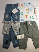 f181b2301bed NEW Oh Joy   Cat   Jack 5 Piece LOT 3-6 Months Baby Boys
