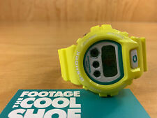 LIFTED RESEARCH GROUP LRG CASIO G-SHOCK DW-6900LR MEN'S DIGITAL WATCH YELLOW