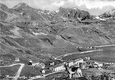 Cartolina - Postcard -  Monte Spluga - Panorama dall'alto - cane lupo - VG -1959