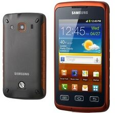 Samsung Galaxy Xcover GT-S5690 - Black Orange (Unlocked) Smartphone...
