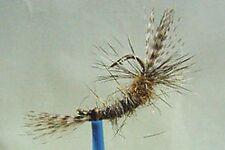 5 x Mouche Sèche Emergente INVERSE H12/14/16 mosca fliegen dry fly