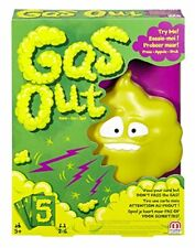 Gas Out Card Game Interactive Funny Family Kids Entertainment Reflex Toy Games