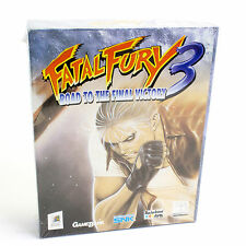 Fatal Fury 3: Road to the Final Victory for PC by SNK  In Big Box, BNIB, Sealed