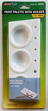 TRUMPETER® 09960 Paint Palette w/Holder für Modellbauer