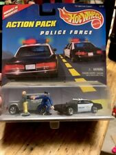 Police Force, Action pack by Hot Wheels-1996