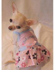 Dog Dress/Dog Clothes/Dog T-Shirt/Adorable Dog Dress FREE SHIP LARGE ONLY!