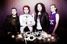 """066 My Chemical Romance - American Rock Band Music Star 21""""x14"""" Poster"""