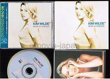 KIM WILDE Now & Forever+1 JAPAN CD MVCM-558 w/OBI+PIC CARDS+1st press SLIP CASE