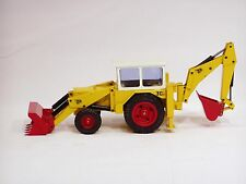 JCB 3Cii Backhoe - 1/35 - NZG #105 - No Box