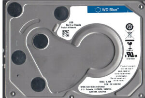 WD40NMZW-11GX6S1 Parts For Data Recovery, Spare Parts Data Recovery Dcm Dcx Date