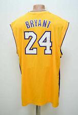 NBA LOS ANGELES LAKERS BASKETBALL SHIRT #24 BRYANT ADIDAS SIZE 2XL ADULT