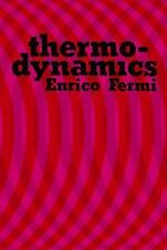 Thermodynamics (Dover Books on Physics), Physics, Fermi, Enrico, Acceptable Book