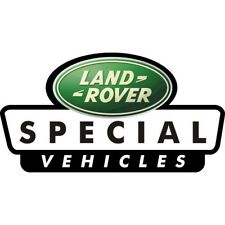 LAND Rover Speciali Veicoli Adesivo Vinile Defender Discovery 90 110 td5