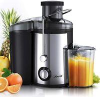 Philips HR1870 10 Avance Collection Juicer juice maker black